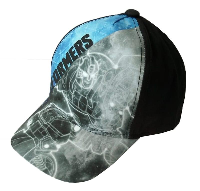 Transformers Baseball Cap Schwarz 52