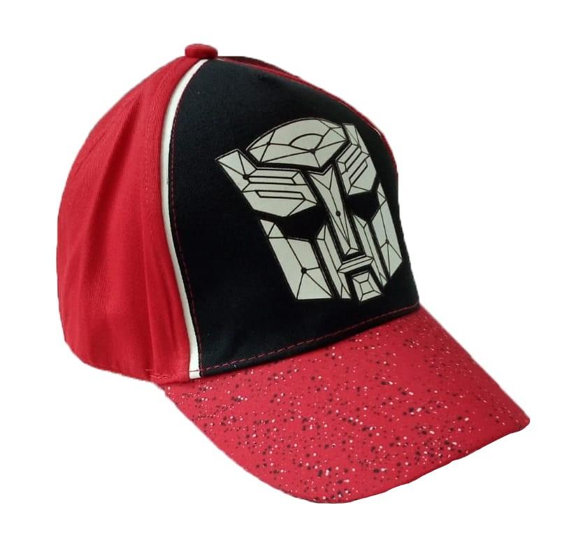 Transformers Autobots Kappe Rot 52