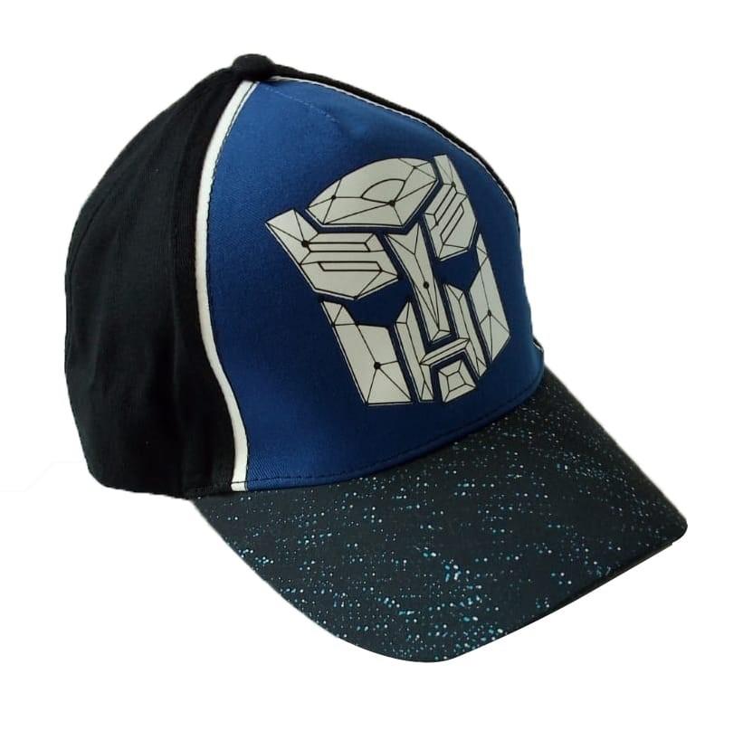Transformers Autobots Kappe Schwarz 52