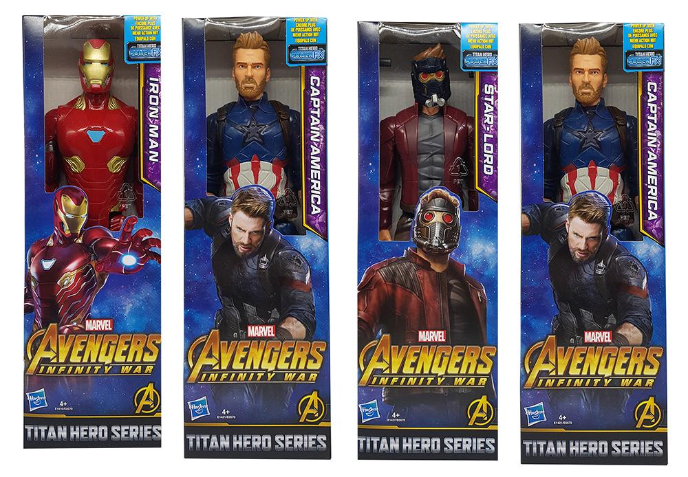 Avengers Film Action-Figuren Infinity War - Titan Hero Series 30cm (Auswahl)