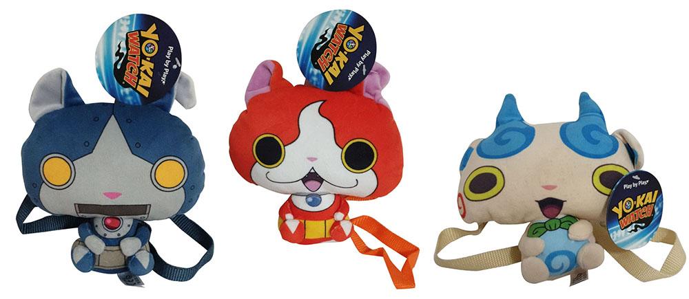 Yo-Kai Watch Tasche 3, verschiedene Farben, 17 cm