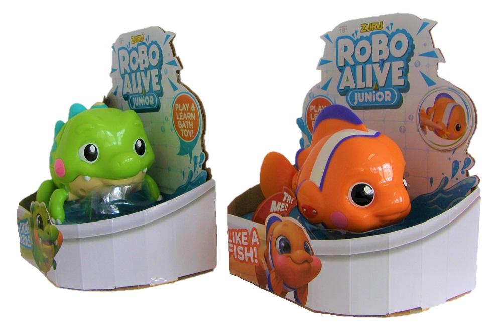 Goliath Robo Alive Junior Tier mit Bewegungen (Auswahl)